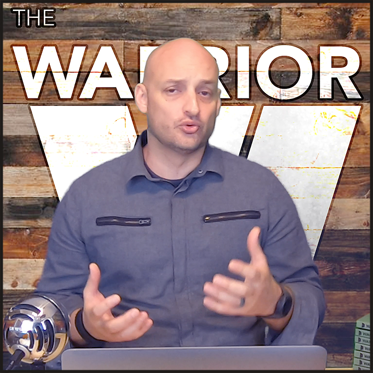 The Warrior Up Show - The Warrior Up Show – Season 1 – Episode 1
