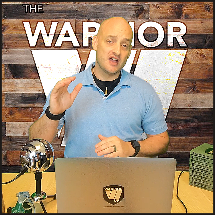 The Warrior Up Show - E102: Warrior Rising – The Warrior Up Show